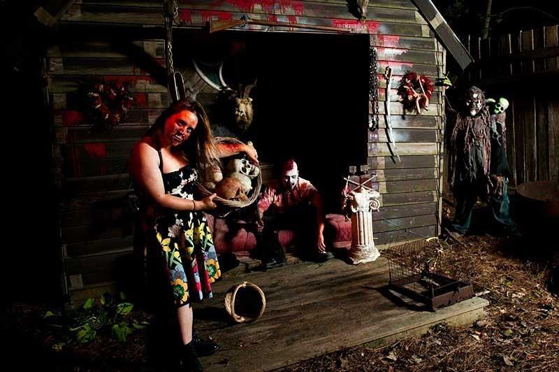 hunt club farm u0026 39 s halloween festival in virginia beach va